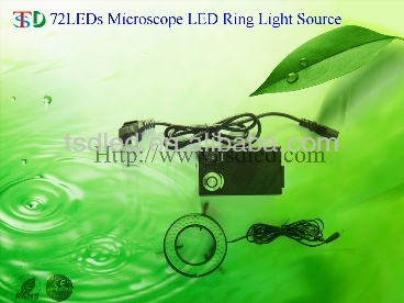 2014 best selling 5630 smd led Ring light Microscope LED Ring Light