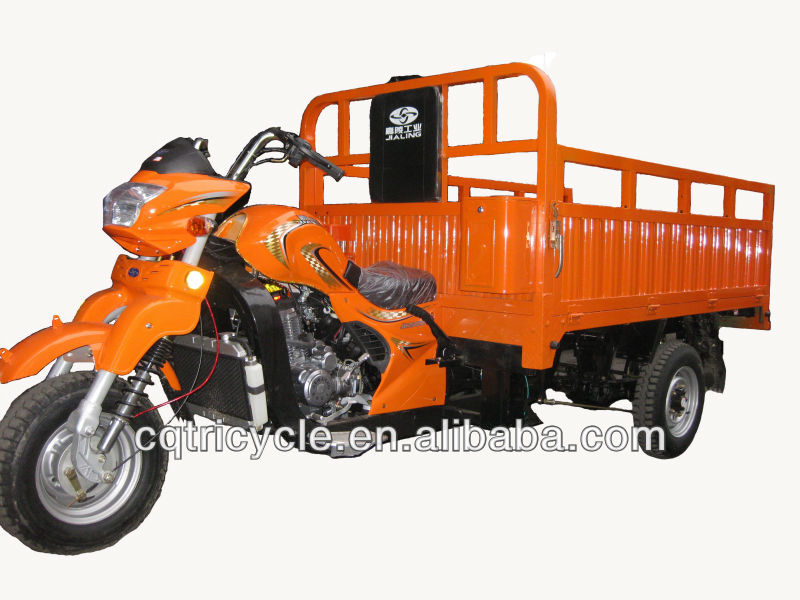 2014 New Model Three Wheel Cargo Motorcycle/Tuk Tuk/Rickshaw