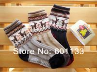 Носки для мальчиков deer boys socks 12pcs baby socks anti slip socks