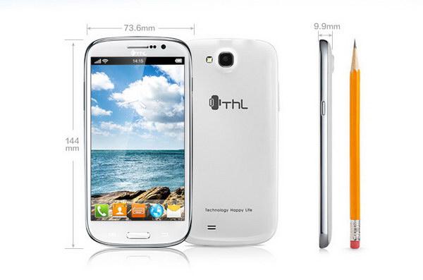 THL phone!THL W8#01
