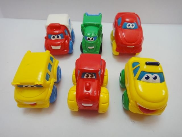 plastic model Toy cars