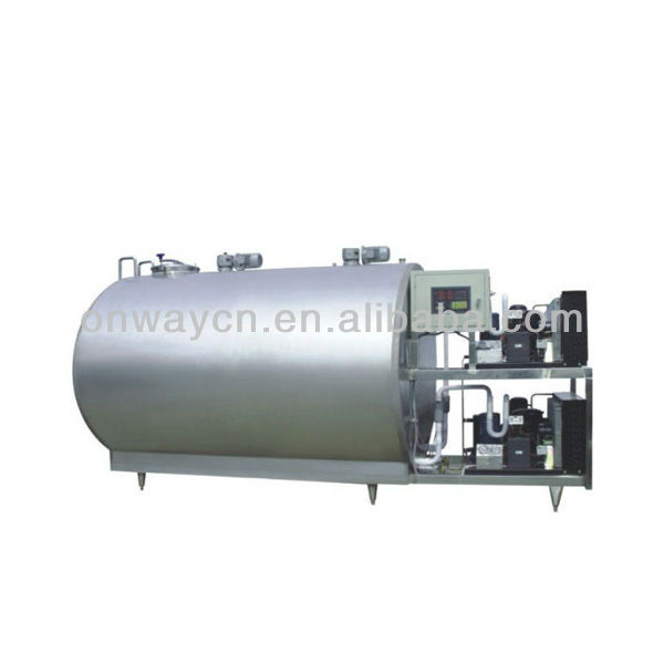 SHM Milk Cooling Tank