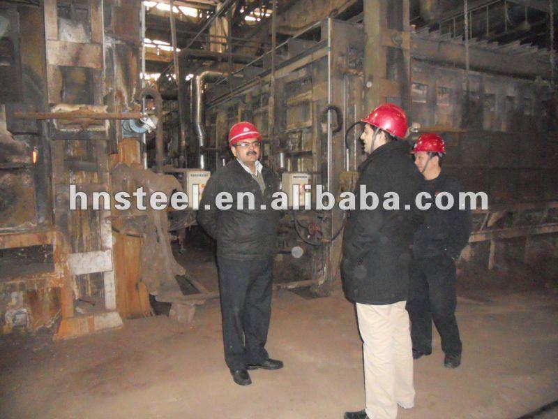 High Quality Low alloy high strength plate steel EN10025 S355(J0,J2,JR)