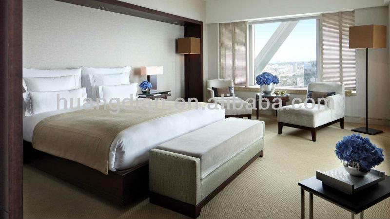 최신 현대적인 침대 룸 가구 세트 판매 호텔 방 가구 호텔 킹 ...