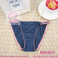 Женские трусики-бикини sexy bikini panty 10-pack hollow out with bow back string bikini