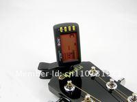 Аксессуары для гитары ATC-10 clip-on tuner, guitar tuner chord table