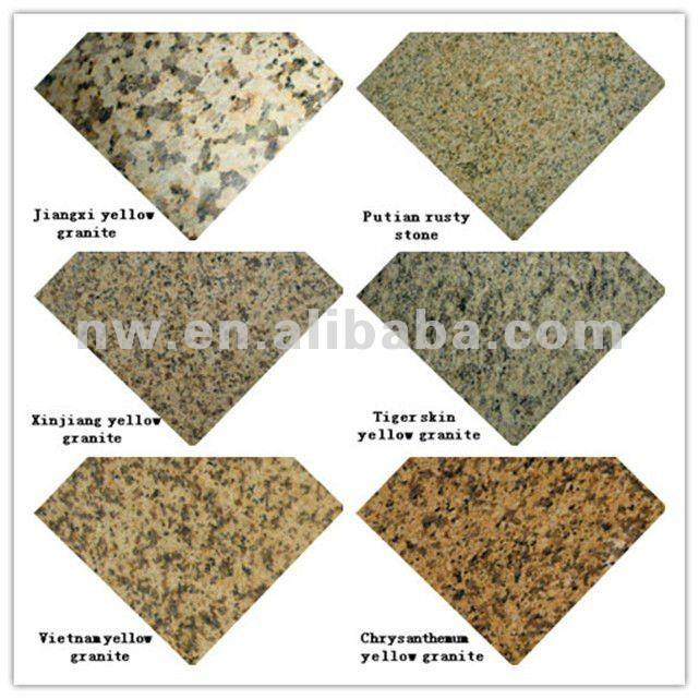 Types Of Granite : Different Types Granite also Different Types Of Granite Countertop ...