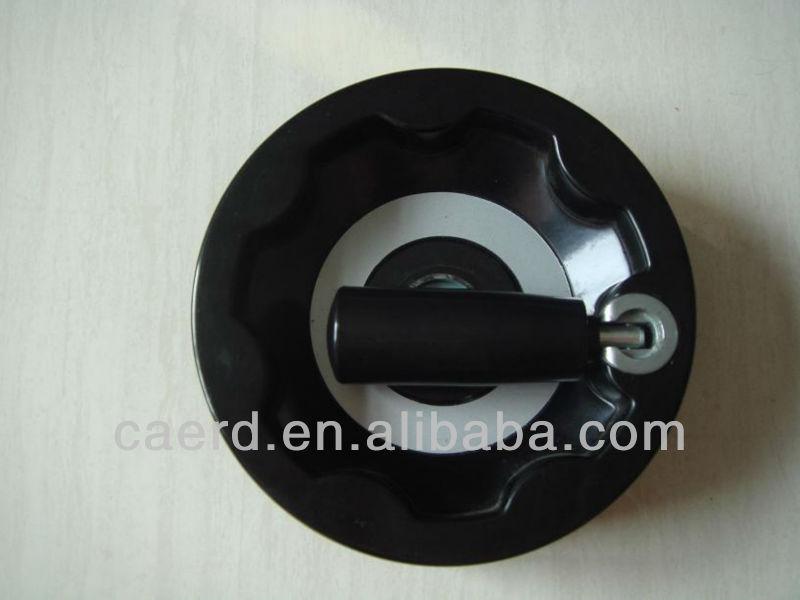 machine crank handle