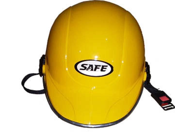 Industrial motorcycle helmet mold