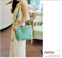 ladies' PU Hand bag, fashion handbag,clutch bag,Inclined shoulder bag