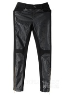 Женские брюки New style Europe and the fashion leather pants
