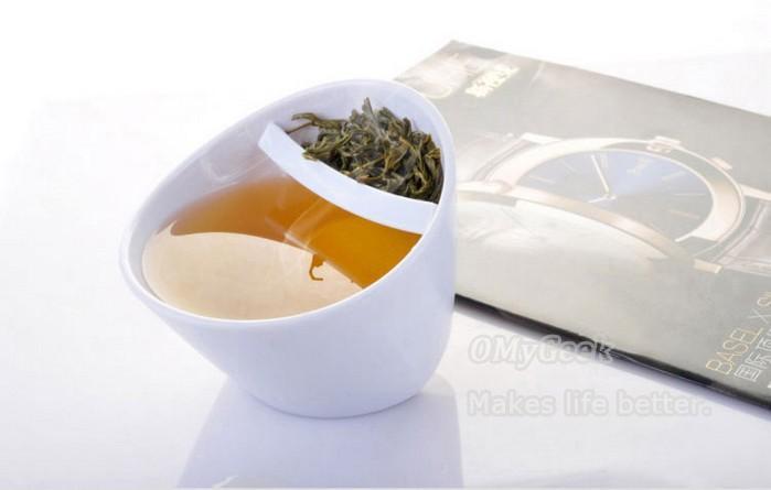 Чашка заваривать чай