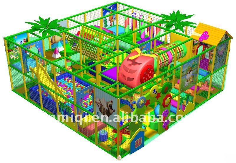 aire de jeux couverte parc int rieur enfants quipements. Black Bedroom Furniture Sets. Home Design Ideas
