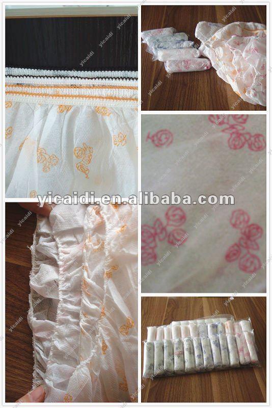 disposable panties
