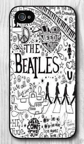 Чехол для для мобильных телефонов Beyond Beatles iphone 5s 5 4s 4 6 6