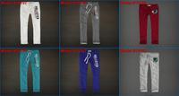 999 различных стилей отличное качество, хорошая цена! Беговые штаны Мужские/женские