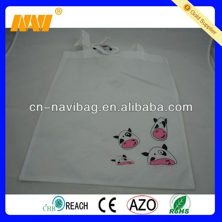 rose folding shopping bag(NV-2030)