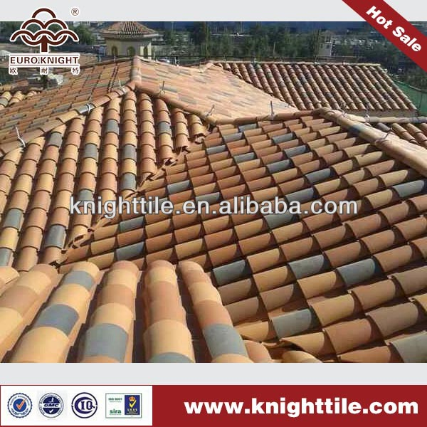 Traditional Chinese Clay Barrel Roof Tile Buy