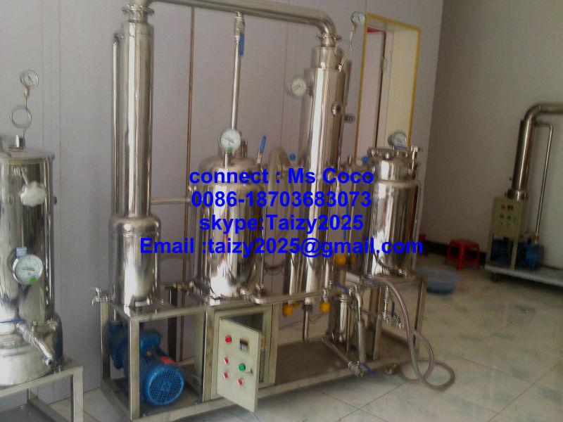 Equipamentos de processamento de mel/mel fazendo a linha/extrato de mel máquina