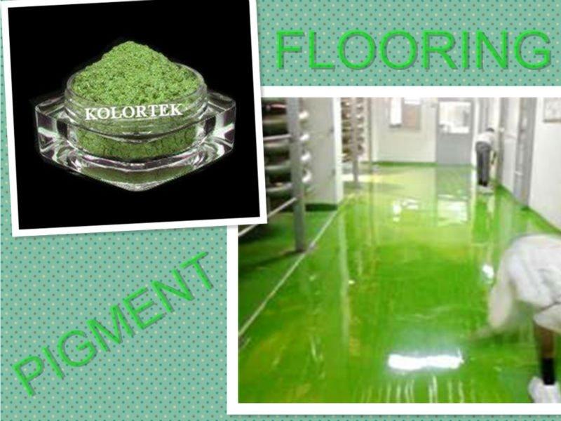 Decorative Concrete Floor Coating Pigment