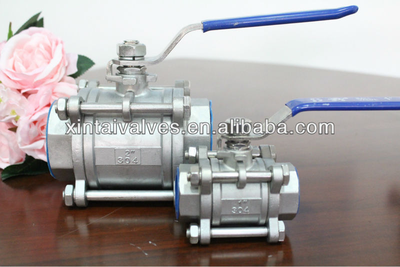 long stem valve XT ball valve china flanged ball valve