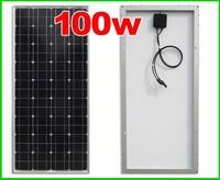 UK STOCK, 200W(2x100W)Mono solar panel,350W Grid tie inverter,Solar Grid system,No custom tax,WHOLESALE