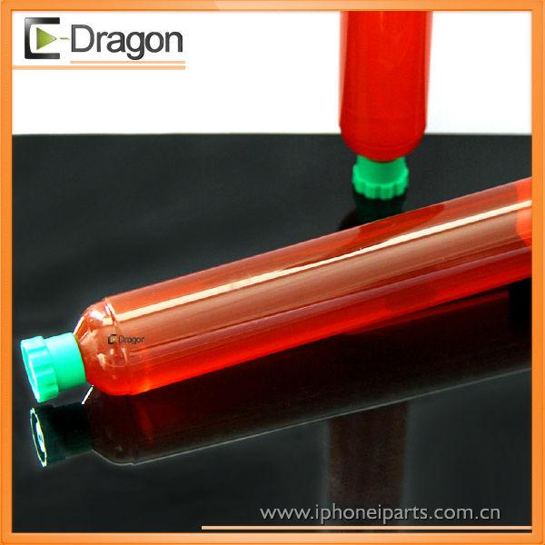Genuine OEM UV LOCA liquid optical clear adhesive glue for iphone 4,Touch Screen LCD Glue