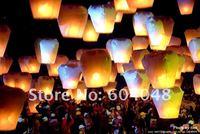 Воздушный шар 20 pcs pure color Wishing Lamp Sky Lanterns birthday wedding party Sky Lamp flying paper Wish gift Flying Lantern