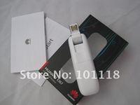 100% новый оригинальный huawei e367 3g модем max 28.8mbps беспроводной сетевой карты разблокирована USB 2.0 интерфейс
