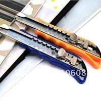 Топ качества изобразительного искусства нож бумагорезальная сменные лезвия пластиковые металла хорошо дизайн для школы студент домашней бытовой 1шт #804