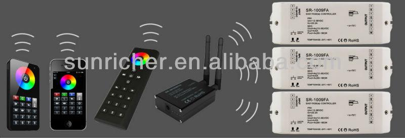 Ipad Dmx Controller Rgb Dmx Controller Wireless