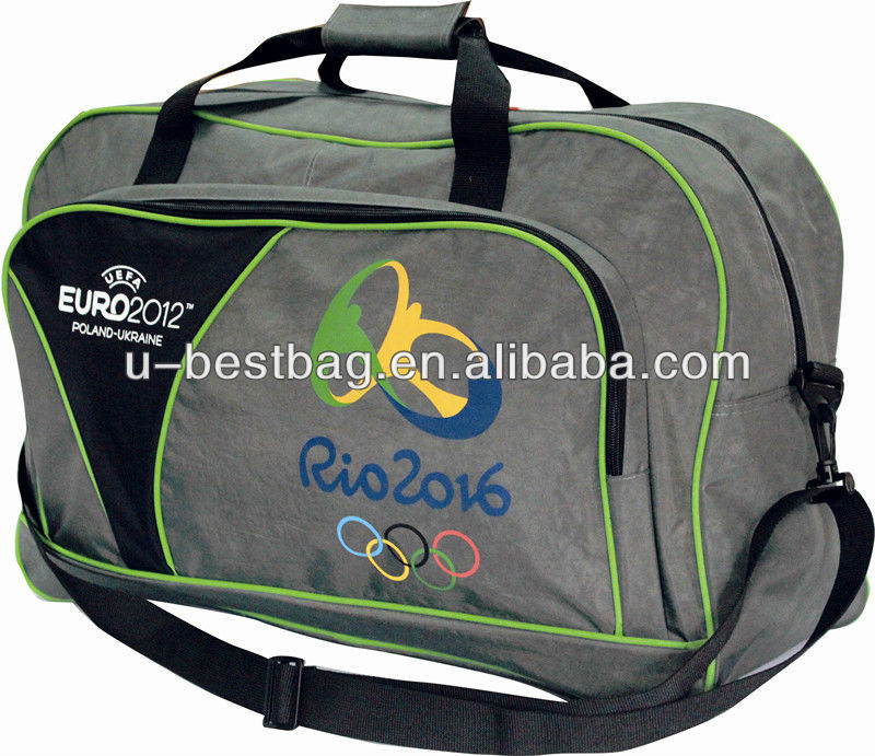 Promotion Multifunction Nylon Sport Storage Travel Bag Bags Factory