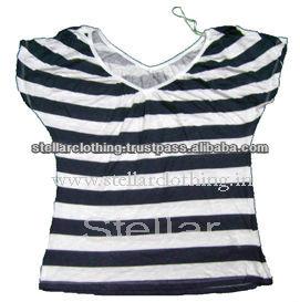 Girls Printed Striped t-shirt - NW.jpg