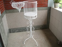 Металлическая мебель rural wrought iron Fashion pet Waterloo console Bird cage