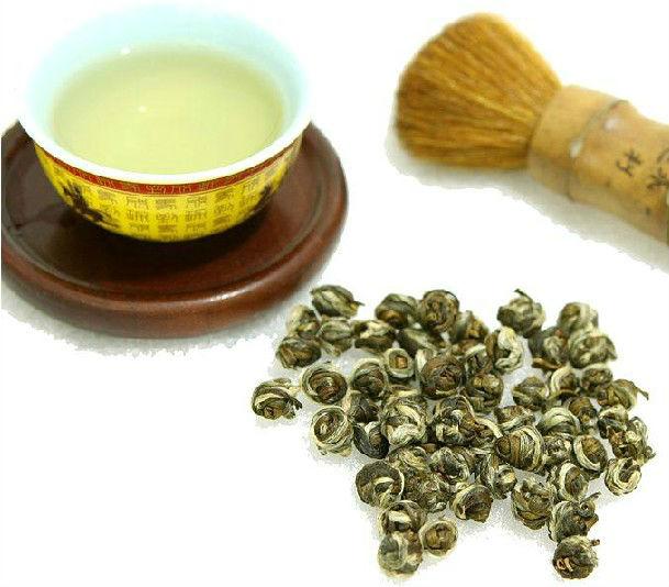 Top Grade Jasmine Pearl Dragon Ball Green Tea loose Leaf tea