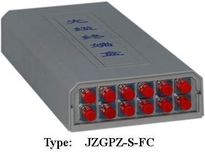 8/12/24 core FTTH Fiber Optic Terminal box