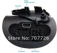 On sale 26 Mar.  Car Black Box, GPS Logger  Car DVR X3000 Dual Lens Camera Video Recorder 140 degree G-Sensor New Design X3000