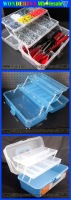 Ящик для инструментов Home Toolbox /Parts Box/Storage Box/plastic tool box Multifunction Multicolor 330*200*150mm