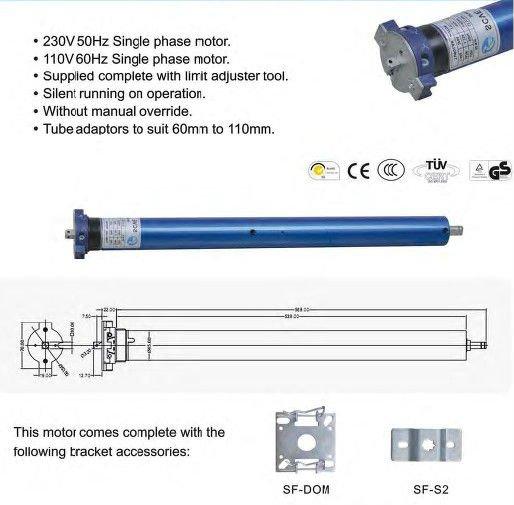 Tubular Do MotorEltrica Blinds Motor45mm Motor