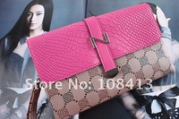 Клатч Ladies' PU Leather Handbags, Fashion Handbag, Clutch Bag Wallet Handbags