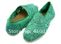 Женская обувь на плоской подошве women's crochet shoes 1 Pieces 8 differ colors
