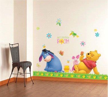 Pareti camera bambini arredare casa con i pois pareti a - Decorazioni camera bimbi ...