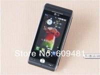 gx500 оригинальный телефон двойной sim двойной резервный мобильные телефоны LG разблокирован с wifi bluetooth
