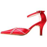 Туфли на высоком каблуке Samfly Toe R-113