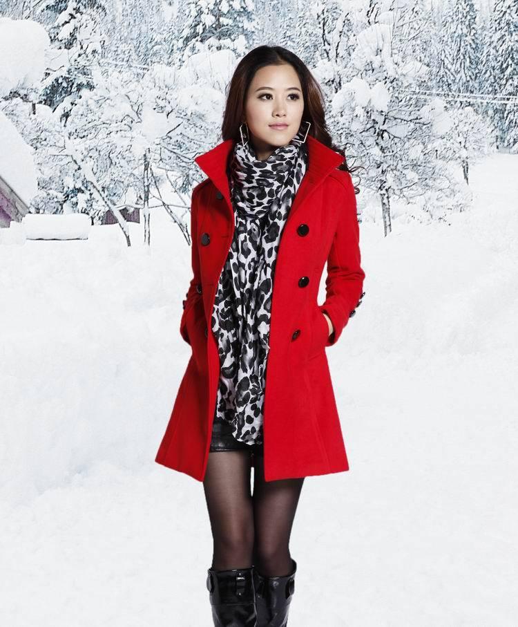 manteau arina manteau cachemire manteau femme mainteau mode automnehivers 2015 - Manteau Femme Color