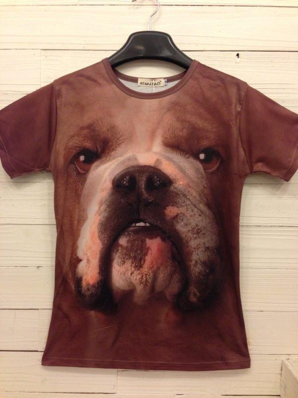 Мужская футболка t 3D