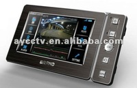 Gps Car DVR 4.3 inch screen TPMS,GOOGLEMAP software Car black box  free shipping