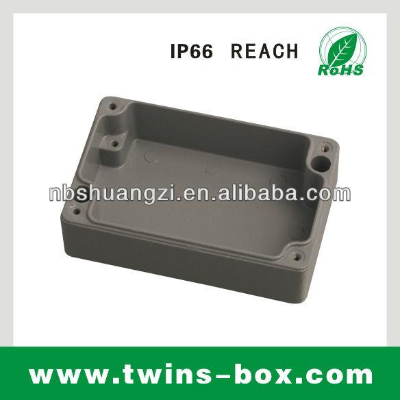 Aluminum pressure die casting enclosure