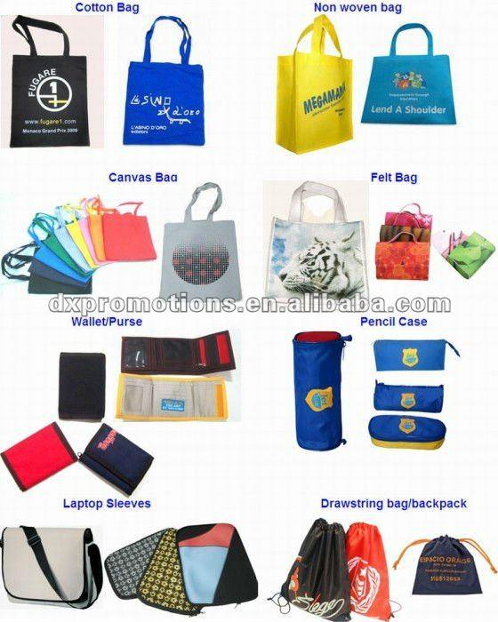 Printed cotton bag/promotio<em></em>nal bag/cotton fabric bag