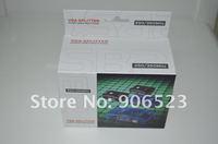 KVM-переключатель Neutral 350 1 4 VGA splitter sVGA 3504A